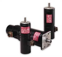 Glentek: DC Brush Servo Motors (GM Series)