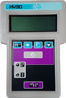 TWO TECHNOLOGIES HV30NELR2-2 HV SERIES RUGGED HANDHELD TERMINAL
