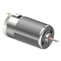 Transmotec DC Motors (no gear) Round 1W-100W ø >25-29 [JD5 Series]