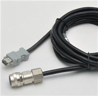 Yaskawa: Standard Encoder Cable 15M with Connectors on Both Ends JZSP-CVP02-15-E