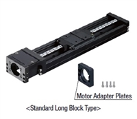 Misumi: Single Axis Actuators (LX30 Series) - Standard/Cover Type
