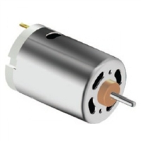 Transmotec DC Motors (no gear) Round 1W-100W ø >25-29 [MD3N, MP3N & MS3N]