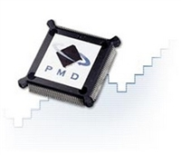 PMD: Motion Processor (MC3410 Series)