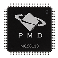 PMD: Motion Control IC (MC58113 Series)