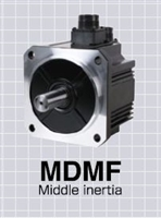 Panasonic: AC Servo Motors (MDMF A6 Series)  -- Middle Inertia, 1.0kW to 5.0kW