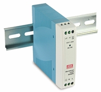 Mean Well: DIN Rail Power Supply (MDR-10)
