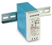 Mean Well: DIN Rail Power Supply (MDR-40)