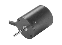CUI: Shaft Incremental Encoders (MES12-PS Series)