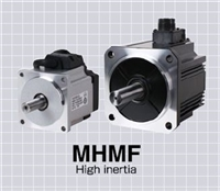 Panasonic: AC Servo Motors (MHMF A6 Series) -- High Inertia, 50W to 5.0kW