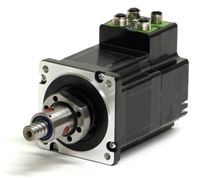 JVL: Integrated Stepper Motor with Linear Actuator (MIL34 Series)