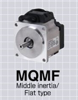 Panasonic: AC Servo Motors (MQMF A6 Series) -- Middle Inertia, 100W to 400W