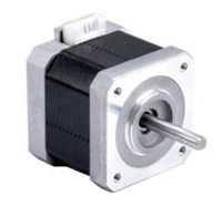 MOONS': NEMA 17 High Precision Hybrid Stepper Motor MS17HA2P4100