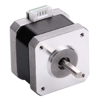 MOONS': NEMA 17 High Precision Hybrid Stepper Motor MS17HA2P4150