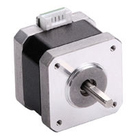MOONS': NEMA 17 High Precision Hybrid Stepper Motor MS17HA2P4200