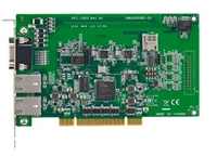 Advantech:2-port 10-Axis EtherCAT PCI Master Card PCI-1203-10AE