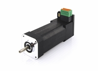 Nanotec: BRUSHLESS DC SERVO MOTOR WITH INTEGRATED CONTROLLER IN PROTECTION CLASS IP65 – NEMA 17 (PD2-CB42C048040-E-01)