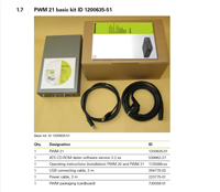 Heidenhain: Measuring and Test Equipment (PWM 21)