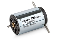 Maxon Brushed DC Motors: RE-Max Program