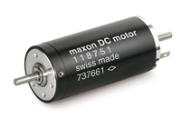 Maxon Brushed DC Motors: RE Program