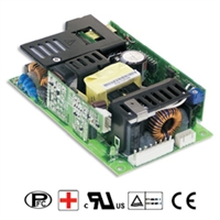 Mean Well Open Frame Switching Power Supply : RPTG-160B