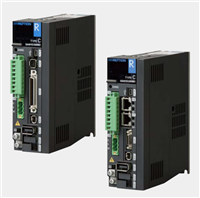 Sanyo Denki: Parallel Interface and Indexer Modbus Interface Type Servo Amplifiers with Built-in Positioning Function RS3xxxA0xA4