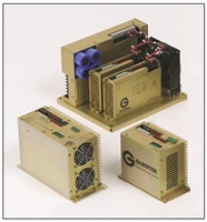 Glentek: Analog Brush Servo Amplifiers (SMA7130,SMA71075 & SMA71100)