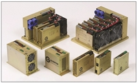 Glentek: Analog Brushless Servo Amplifiers (SMA8115)