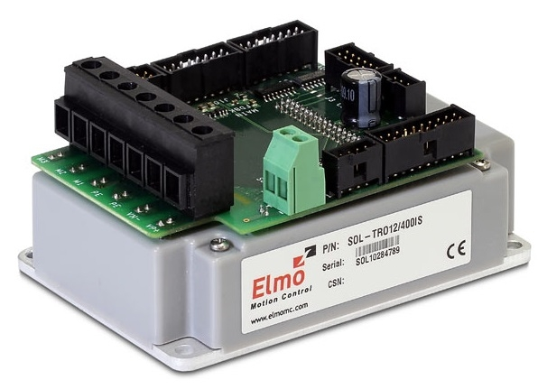 Elmo motion control simpliq servo drives solo trombone series Elmo motor controller