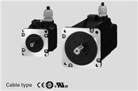 Sanyo Denki: IP65 Splash and Dust Proof Stepping Motors (SP256 Series)