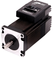 AMP: NEMA 23 Integrated Motors (TSM23P-4AG)
