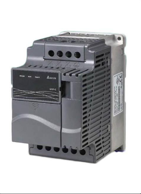 Delta: Inverters-AC Motor Drives VFD007E11A