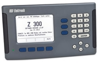 RSF Elektronik: Digital Readout (Z 300 Series)