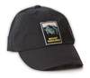 Baseball Cap - Mount Tamalpais - Black