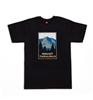 T-Shirt - Mount Tamalpais - Black