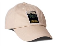 Baseball Cap - Mount Tamalpais - Tan