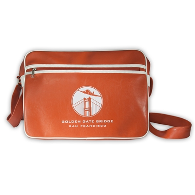 Carry On Bag - Golden Gate Bridge