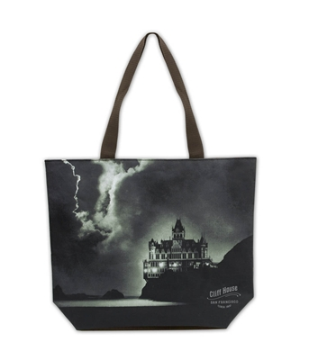 Tote Bag - Cliff House Irene