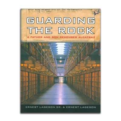 Book - Guarding the Rock