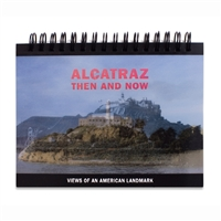 Lenticular Book - Alcatraz Then and Now
