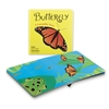 Board Book - Butterfly and Frog