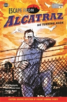 Comic - Escape from Alcatraz: No Turning Back