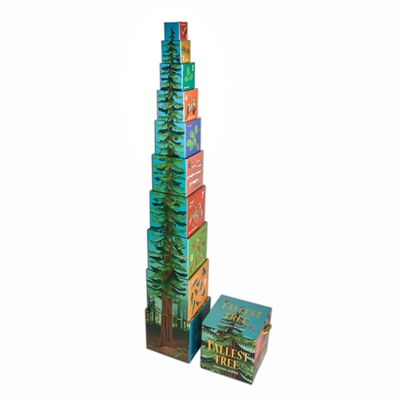 Stacking Blocks - Tallest Tree