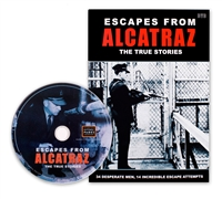 DVD - Escapes From Alcatraz