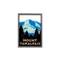 Pin - Mount Tamalpais