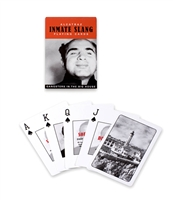 Playing Cards - Alcatraz Inmate Slang