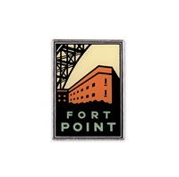 Pin - Fort Point