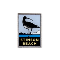 Pin - Stinson Beach