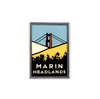 Pin - Marin Headlands