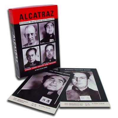 Cards - Alcatraz Prisoner Profiles