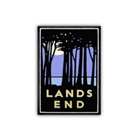 Pin - Lands End